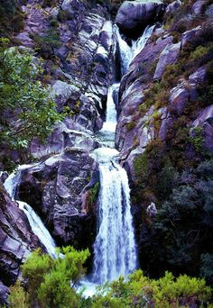 Gerês - terra de cascatas - Portugal