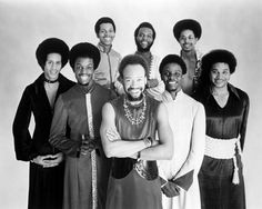 Don't blame EARTH, WIND AND FIRE for the 'Little Kicks' dance.  Find the perfect live band for your event at www.GigMama.com