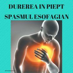 Spasm esofagian este o contractie anormala a musculaturii esofagului care poate provoca durere in piept si disconfort.Deplasarea alimentelor spre stomac.
