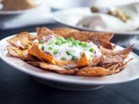 Kicked Up Guacamole with Lump Crabmeat Recipe : Emeril Lagasse : Delish, family favorite