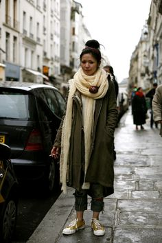 still looking for this scarf.  2007.  paris.