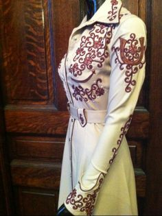 Manuel Western Shirts | ... Dress with Buffalo and Western Themed Embroidery and Rhinestones