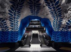 Amazing  Subway story from German photographer Nick Frank