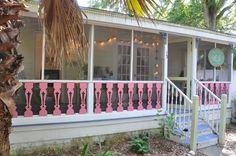 Tybee Island - The Splash Shack, Jane Coslick Cottages