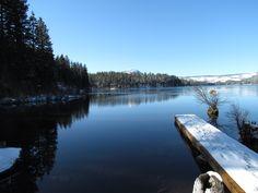 Suttle Lake near Sisters, Oregon