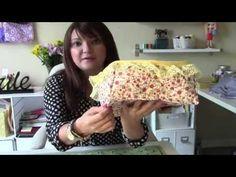 Mulher.com 25/09/2013 - Rug Mug e cesta de pão- Lia Pavan - YouTube