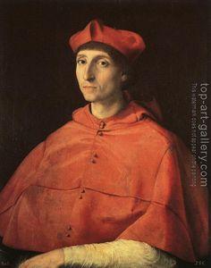 Raphael : Portrait of a Cardinal