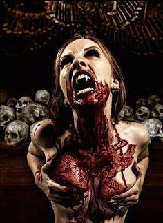 Horror, Blood, Sex & Zombies - Blood/Vampires - Community - Google+