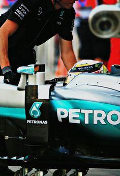 #44 Lewis Hamilton...Mercedes AMG Petronas F1 Team.. Mercedes F1 W07...Motor Mercedes PU106C V6 t h 1.6...GP Italia 2016