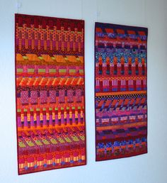 Quilts by Maryline Collioud-Robert, Switzerland, Maryandpatch