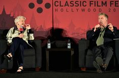 MODEL for LIVING AGELESSLY: ANGELA LANSBURY IS 90 years [2016]_ Sat, Apr 30, 2016: Angela Lansbury and @AlecBaldwin speak onstage at last night's screening of The Manchurian Candidate at April 29 2016 #TCMFF.