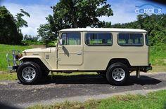 1984 Toyota Landcruiser Long Wheelbase