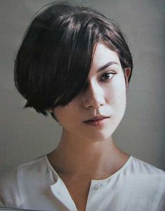 Znalezione obrazy dla zapytania french haircut