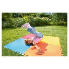 Buy Tesco 4 Foam Playmats from our Playmats & Gyms range - Tesco.com 10.00 to go under paddling pool on patio