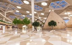 Самый красивый аэропорт в мире - Баку.