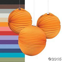 Large Party Lanterns