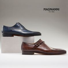What suits your mood: The Anso Navy or The Efren Tabaco? http://www.magnanni.com/shop/anso-navy http://www.magnanni.com/shop/efron-tabaco