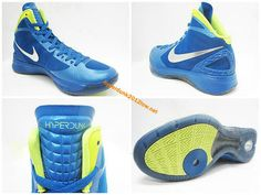 Buy Nike Zoom Hyperdunk 2011 Photo Blue Volt for sale