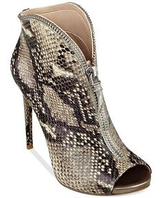 GUESS Women's Conroe Shooties - Booties - Shoes - Macy's