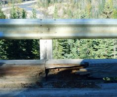 The Kiskatinaw Bridge is a three span, timber truss structure built in 1942 by…