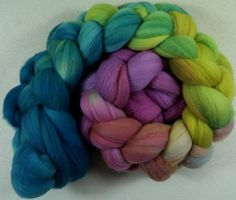 Galavant merino wool top for spinning and felting 4.1 ounces