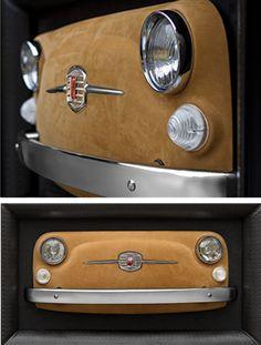 #2 Musetto Fiat 500  Art. M500 Nabuk