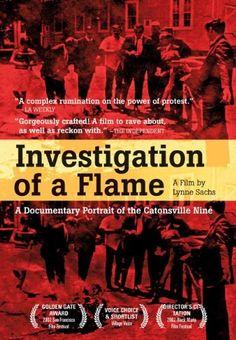 Investigation of a Flame Amazon Instant Video ~ Howard Zinn, http://www.amazon.com/dp/B0029ZC4F8/ref=cm_sw_r_pi_dp_RRZCsb1HBPJNT