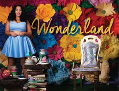 "The Curvy Fashionista | Courtney Noelle's ""Wonderland"" Spring Collection"