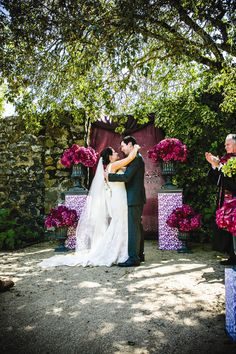 Bride and Groom | Annadel Estate Winery | Arrowood Photography | TheKnot.com