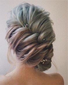 Unique hair ideas to inspire you | fabmood.com #hairideas #hairdo #weddinghairstyles