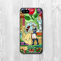 Beauty and the beast - iPhone 5 case, iPhone 5 hard cover, iphone cover skin case for iphone 5 cases
