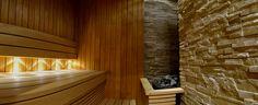 Custom-made finnish sauna