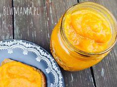 Dżem dyniowo – jabłkowy, który smakuje jak brzoskwiniowy. BLW – BLW od kuchni. Rozwój dziecka przez jedzenie.