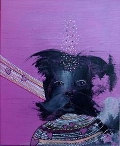 Rakastunut koira - Inka Ylihärsilä