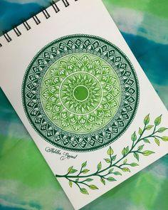 Easy Mandala Drawing, Mandala Doodle, Mandala Art Lesson, Doodle Art Drawing, Mandala Artwork, Mandala Painting, Sketch Drawing, Art Drawings Beautiful, Art Drawings Sketches Simple