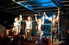 KISS FOREVER BAND live WERKSTATT RANKWEIL 2015 Budapest, Cover, Kiss, Italy, Band, Music, Workshop, Musica, Sash
