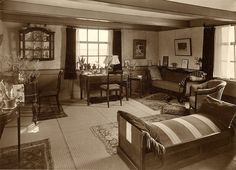 1930s furniture trends for living rooms | 1930's, Veere, Dijkhuis, livingroom | Flickr - Photo Sharing!