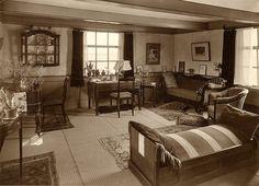 1930s furniture trends for living rooms | 1930's, Veere, Dijkhuis, livingroom | Flickr - Photo Sharing!