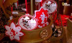 New Christmas Merchandise At Walt Disney World Resort