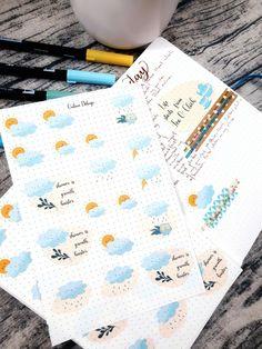 Sticker Shop, Printable Stickers, Some Fun, A5, Positive Vibes, Printables, Digital, Cute, Design