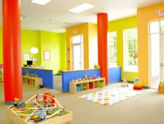 Playdipity | db2/ARCHitecture | Archinect, except my playroom will be about a thousand times more epic than this. colours are good, though. well done. =DD