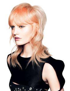 Причёски и стрижки: фото из коллекции Коллекция SOCIALIZED, сезон 2015 2016