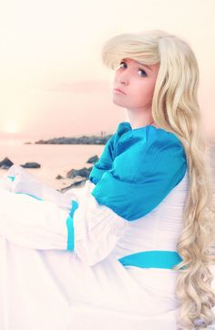 Princess Odette from The Swan Princess.