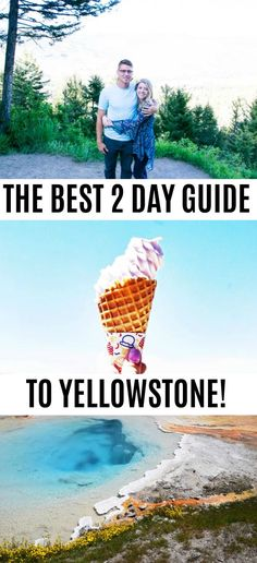 PIN NOW! This is the best guide to Yellowstone National Park!