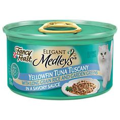 Fancy Feast Elegant Medley Tuna Tuscany Cat Food (Case of 24) * You can find out more details at the link of the image. (This is an affiliate link and I receive a commission for the sales)