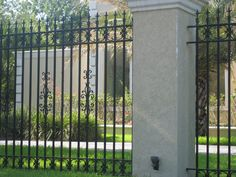 Custom Wrought Iron Gates & Fences Design Consultant | Texas