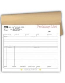 Long Purchase Order Books Item No B Size   X   Order Book