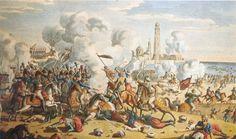 Prise d'Alexandrie, 2 juillet 1798