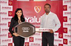 Joyalukkas presented Audi to 'Joyalukkas Drive Your Dream' promotion winner  http://dubaiprnetwork.com/pr.asp?pr=101990  #jewellery #watch #watches #time #timepieces #fashion #fashionista #fashionGuide #fashionAlert #fashionTrend #love #MyStyle #StyleGuid