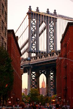 Washington, St, Brooklyn by Steven Gruber